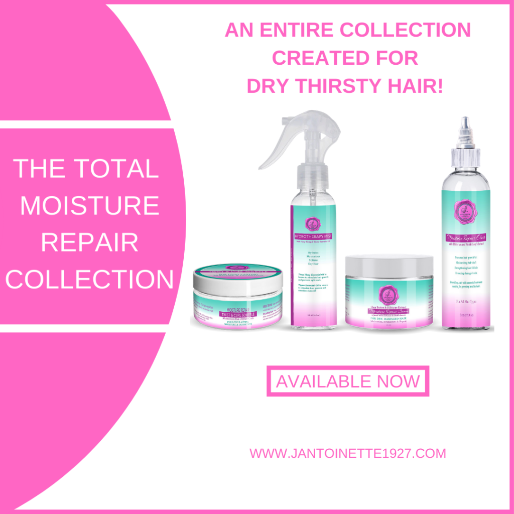 The Total Moisture Repair Collection